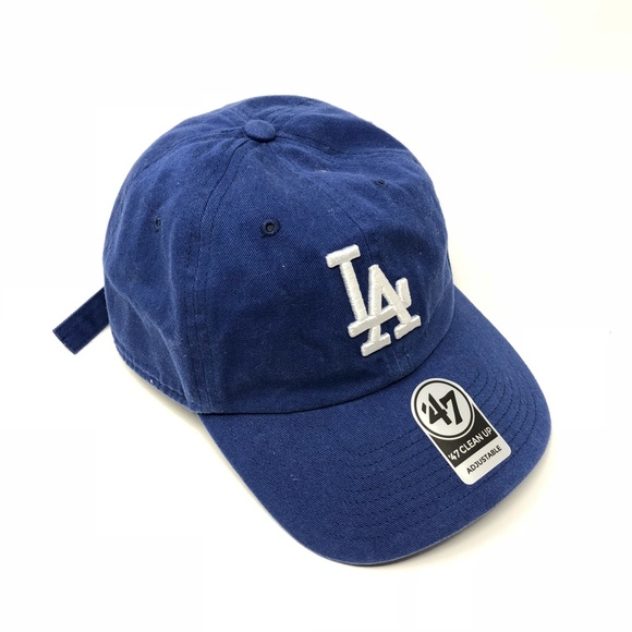 b832c05e 47 Accessories | Nwt La Dodgers Cleanup Baseball Cap Royal Blue ...